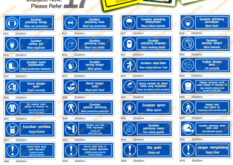 safety signs and their meanings safety poster shop new fashions